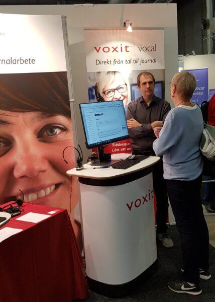 Voxit på Swedental 2019